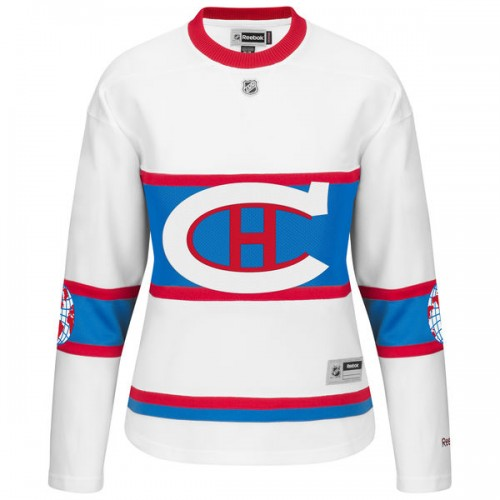 Women's Montreal Canadiens Devante Smith-Pelly Reebok Black Authentic 2016 Winter Classic NHL Jersey